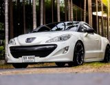 Peugeot rcz gt ปี 2011 สีขาว เครื่อง 1.6 200hp