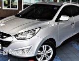 2013 Hyundai Tucson 2.0 เครื่องเล็ก แรงจัด มลพิษต่ำ อัตราเร่งดี ประหยัดน้ำมัน วิ่งน้อยเพียง 4x,xxx กม