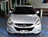 2013 Hyundai Tucson ขับ 2 รถสวยมือเดียวออกห้างวิ่งน้อย ไมล์ 4×,××× แท้  สภาพใหม่เอี่ยม