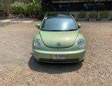 2002 Volkswagen New Beetle 2.0 A4 รถเก๋ง 2 ประตู