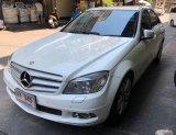 ขาย Benz C200 kom Advantgarde สีขาว  -ปี 10
