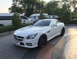 ซื้อขายรถมือสอง 2012 Mercedes-Benz SLK200 AMG Sports รถเปิดประทุน