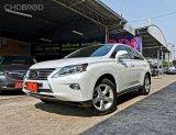 ออกศูนย์ Lexus Thailand สภาพสวยมาก RX270 2.7 Premium SUV ปี 2013 รถมือสอง