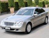 ขาย รถมือสอง 2005 Mercedes-Benz E220 CDI Elegance รถเก๋ง 4 ประตู