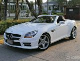 2014 Mercedes-Benz SLK200 AMG Sports Cabriolet