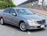 2011 Mercedes-Benz C200 CGI Elegance รถเก๋ง 4 ประตู  รถมือสอง