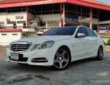 2012 Mercedes-Benz E250 CGI Avantgarde รถเก๋ง 4 ประตู รถมือสอง