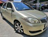 ขาย รถมือสองTOYOTA VIOS 1.5 E LPG AT ปี 2006 (รหัส TKVS06)