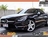 ขาย รถมือสอง 2014 Mercedes-Benz SLK200 AMG Sports รถเก๋ง 2 ประตู