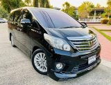 2012 TOYOTA ALPHARD 2.4 SC PACKAGE รถมือสอง