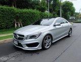 2016 #Benz #CLA250 สีเงิน AMG-Package รถมือสอง