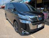 2019 Toyota VELLFIRE 2.5 Z G EDITION รถตู้/VAN รถมือสอง