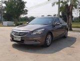 รถมือสอง 2011 Honda ACCORD 2.4 EL NAVI รถเก๋ง 4 ประตู