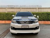 2014 Toyota Fortuner 3.0 V SUV รถมือสอง