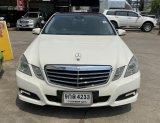 ขาย รถมือสอง 2010 Mercedes-Benz E250 CDI Avantgarde รถเก๋ง 4 ประตู
