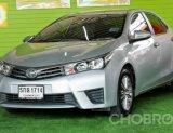 ขายรถมือสอง 2016 Toyota Corolla Altis 1.6 G รถเก๋ง 4 ประตู