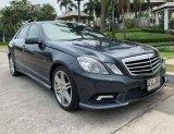 ขายรถ  Mercedes-Benz E220 CDI W212 ปี2010 รถเก๋ง 4 ประตู