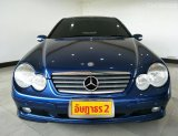 Mercedes Benz C230 kompressor รถมือสอง