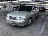 2003 Nissan SUNNY 1.6 GL Neo รถเก๋ง 4 ประตู