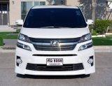 รถมือสอง 2014 Toyota VELLFIRE 2.4 Z G EDITION รถตู้/MPV