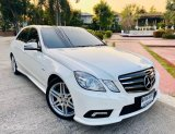 ขายรถ Mercedes-Benz E200 AMG  Dynamic ปี 2012