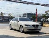 รถมือสอง BMW 520d LCI(E60) Navi ปี 2009 วิ่งเจ็ดหมื่นโล สภาพป้ายแดง มือเดียว
