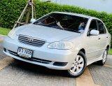 ขายรถ Toyota CorollaAltis 1.6E VVT-i ปี 2004