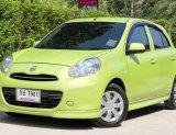 ขายรถมือสอง 2010 Nissan MARCH 1.2 E รถเก๋ง 5 ประตู