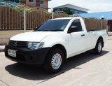 ขายรถมือสอง  MITSUBISHI TRITON 2.4 GL SINGLE CAB (MNC)(CNG) ปี 2011
