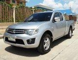 ขายรถมือสอง MITSUBISHI TRITON 2.4 GLX MEGA CAB(CNG) ปี 2011 เกียร์MANUAL