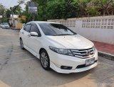 ขายรถมือสอง 2013 Honda CITY 1.5 SV i-VTEC รถเก๋ง 4 ประตู