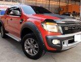 ขายรถ 2015 Ford RANGER 3.2 WildTrak 4WD รถกระบะ