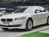 ขายรถ BMW 520D F10 2.0TWINTURBO AT ปี2014 สีขาว รถสวย พร้อมใช้งาน