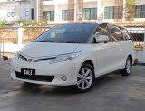 ขายรถมือสอง TOYOTA ESTIMA 2.4G ปี 2012 สีขาว