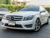ขายรถ Mercedes Benz C180 Coupe AMG W204 ปี 2013
