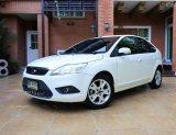 ขาย รถมือสอง 2010 Ford FOCUS 1.8 Finesse รถเก๋ง 5 ประตู