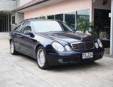 ขายรถ 2004 Mercedes-Benz E220 CDI Classic รถเก๋ง 4 ประตู