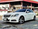 ขายรถ 2012 Mercedes-Benz E250 AMG Dynamic รถเก๋ง 4 ประตู