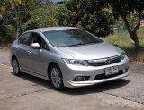 ขายรถ Honda Civic Fb 1.8 E ปี13 รถบ้านทรงสวยไม่แก็สขับดีเครื่องช่วงล่างแน่นเล่มพร้อม