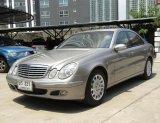 ขายรถ 2004 Mercedes-Benz E200 Kompressor Elegance รถเก๋ง 4 ประตู