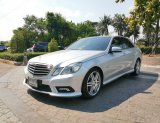 ขายรถมือสอง  Mercedes-Benz E250 CGI AMG Avantgarde รถเก๋ง 4 ประตู