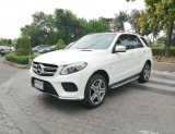 2017 Mercedes-Benz GLE500 e 4MATIC SUV รถมือสอง