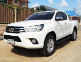 #TOYOTA HILUX REVO SMART CAB 2.4 G PRERUNNER (NAVI) ปี 2015 รถมือสอง