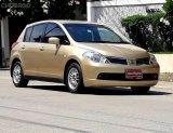 ขายรถ NISSAN TIIDA 5Dr 1.8 [G] โฉม (06-12) ปี 2006