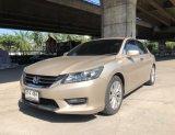 📣 รถสวยพร้อมใช้งาน เดิมๆไม่เคยติดแก๊ส 🔰 Honda ACCORD 2.0 EL NAVI 2013 🔰