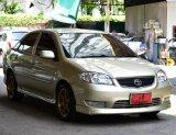 ขายรถ  Toyota VIOS 1.5 E ปี2003 รถเก๋ง 4 ประตู