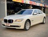 2012 BMW 730Ld รถเก๋ง 4 ประตู  รถมือสอง