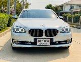 2014 BMW 730Ld รถเก๋ง 4 ประตู  รถมือสอง