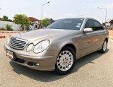 รถมือสอง 2006 Mercedes-Benz E200 Kompressor  รถเก๋ง 4 ประตู
