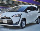 Toyota Sienta 1.5 G Wagon AT ปี2019 รถมือสอง